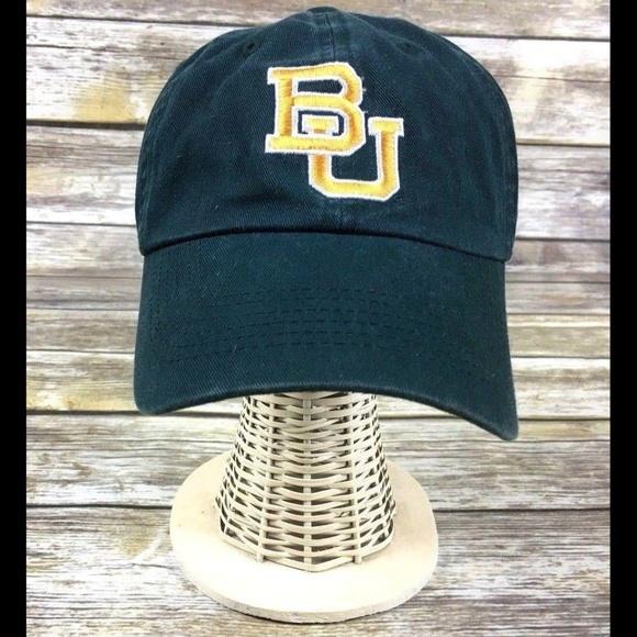 Captivating Headgear Other - Baylor University Baseball Cap Strapback  Adjustabl d038ca65efdb